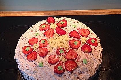 Erdbeer - Yogurette - Torte 63