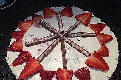 Erdbeer - Yogurette - Torte 81