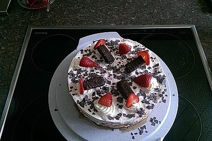 Erdbeer - Yogurette - Torte 49