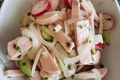 Wurstsalat mit Radieschen 16