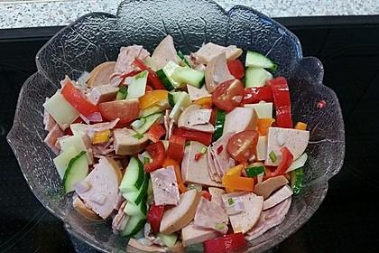 Wurstsalat mit Radieschen 12