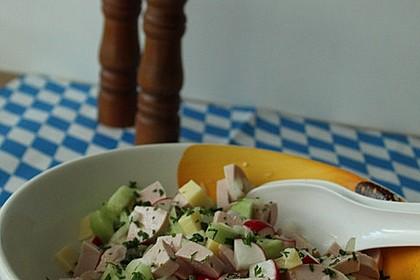 Wurstsalat mit Radieschen 11