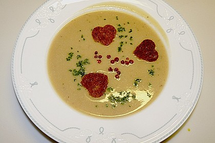 Champagner - Senf - Suppe 2