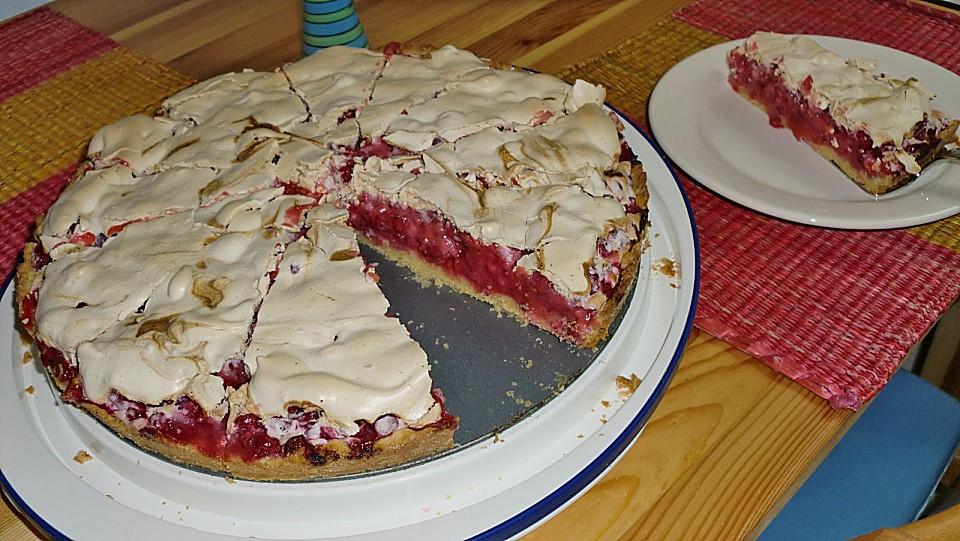 Johannisbeer Baiser Torte Von Andila Chefkoch De