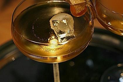 Karibischer Champagner