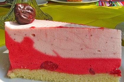 Erdbeer - Sekt - Torte 21