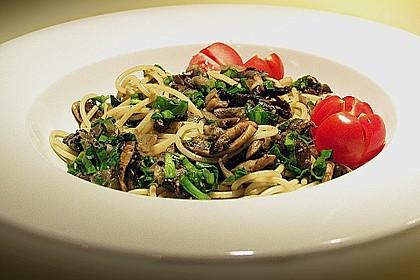 Bärlauch - Spaghetti 5
