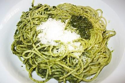 Bärlauch - Spaghetti 18