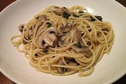 Bärlauch - Spaghetti 8