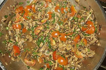 Bärlauch - Spaghetti 25