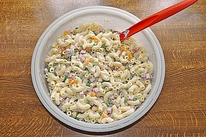 Nudelsalat - vegetarisch