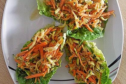 Salat im Salat