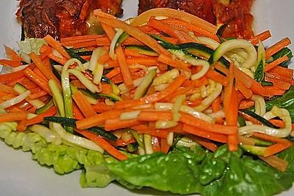 Salat im Salat 4