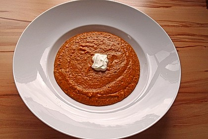 Zucchini-Knoblauchsuppe