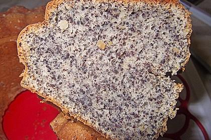 Schneller Mohn-Amaretto-Kuchen 1
