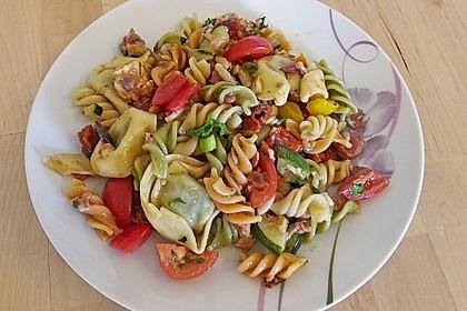 Binkas italienischer Nudelsalat
