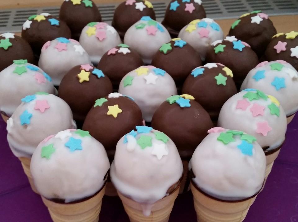 Eisbecher Cake Pops Von 2107silke Chefkoch De