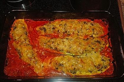 Zucchini mit Mangold-Couscous-Fülle 2