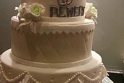 Hochzeitstorte (Bild)