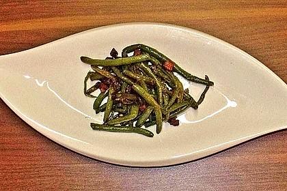 Grüne Bohnen mit Speck 26