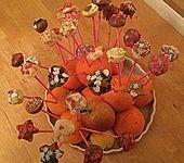 Basis-Teig für Cake-Pop-Maker (Bild)