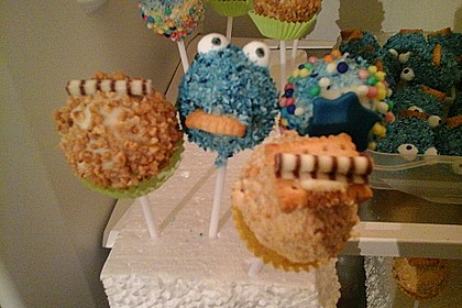 Basis-Teig für Cake-Pop-Maker 31