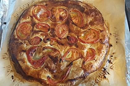 Spinat-Tomate-Feta-Börek vom Blech 24