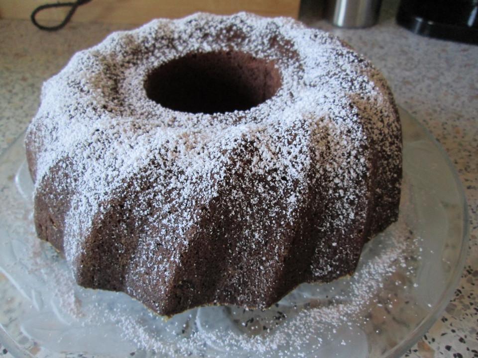 Susys Genialer Griess Nuss Kuchen Von Susy Chefkoch De