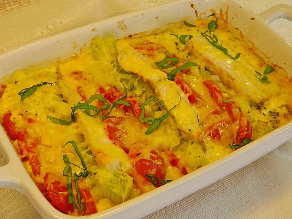 Fisch Gemüse Auflauf à La Anne Von Anne15021981 Chefkochde