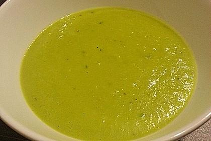 Avocado Cremesuppe