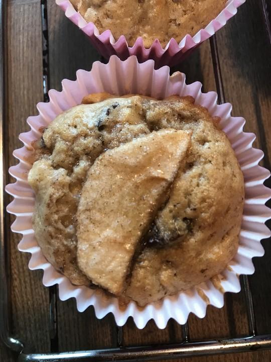 Apfel Zimt Muffins Von Ichiichan Chefkoch De