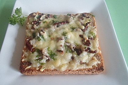Gouda-Tomaten Brote