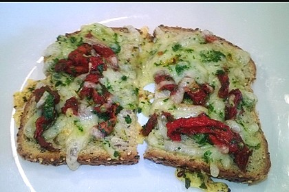 Gouda-Tomaten Brote 1