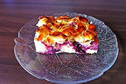 Beerenkuchen mit Knusper 1