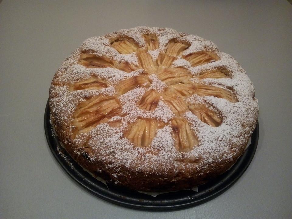Veganer Apfelkuchen Sehr Fein Von Luthien86 Chefkoch De