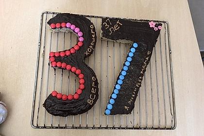 Happy Birthday-Kuchen (Bild)