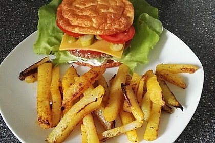 Low Carb Burgerbrötchen 'Oopsies' 82