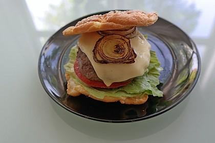Low Carb Burgerbrötchen 'Oopsies' 86