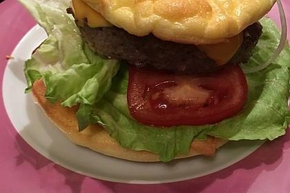 Low Carb Burgerbrötchen 'Oopsies' 97