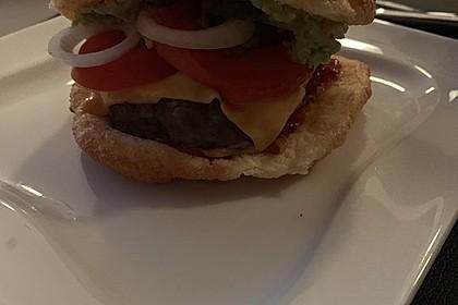 Low Carb Burgerbrötchen 'Oopsies' 61