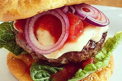 Low Carb Burgerbrötchen 'Oopsies' 2