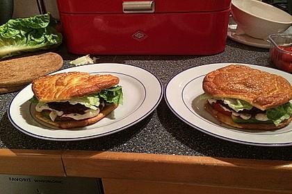 Low Carb Burgerbrötchen 'Oopsies' 28