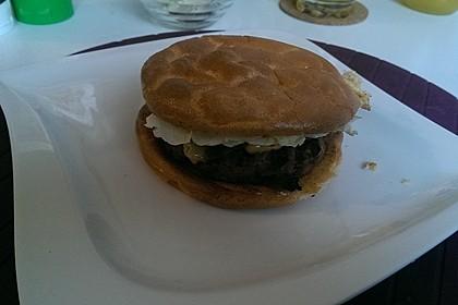 Low Carb Burgerbrötchen 'Oopsies' 52