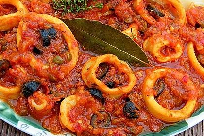 Calamari wie beim Italiener