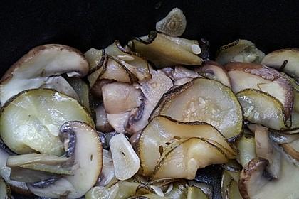 Champignons in Balsamico (Bild)