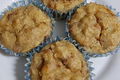 Sauerkraut-Muffins (Bild)