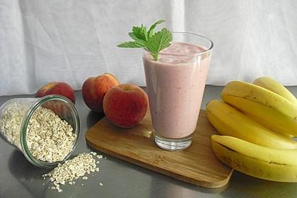 Joghurt-Breakfast-Smoothie (Bild)