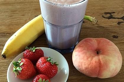 Joghurt-Breakfast-Smoothie