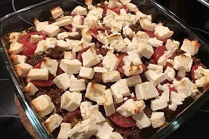 Griechischer Zucchini-Auflauf mit Feta 15