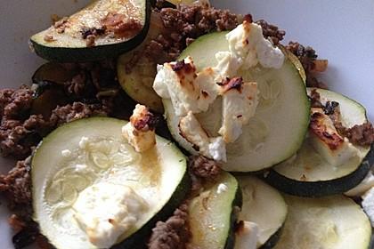 Griechischer Zucchini-Auflauf mit Feta 35
